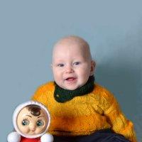 наш малыш :: Nadin Kharkina
