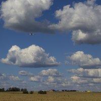 маленький самолёт :: Михаил Борисов