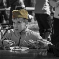 мирный воин.... :: Алексей Игнатьев