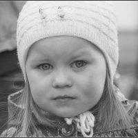 необыкновенная девочка... :: Алексей Игнатьев