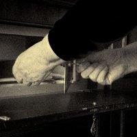 И грамоты в шкапчике... :: Ирина Данилова