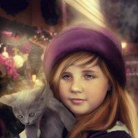Маленькие друзья :: Лана Минская