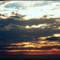 закат :: Sergey Bagach