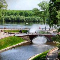 набережная реки сож ... :: Роман Шершнев