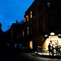тишина в городе делает нас счастливыми! :: Елизавета Сидак