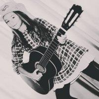 Я с гитарой;) :: Юлия ))))
