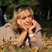 золотая Осень :: Михаил ЯКОВЛЕВ