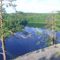Озеро Карелии :: &Любовь& &~&