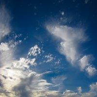 Небо над морем :: Диана С