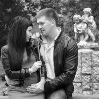 Love story :: Катрина Деревеницкая