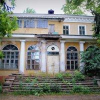 Заброшенное здание :: Кристина Волошина