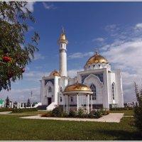 Мечеть на выезде из Ишимбая :: LValentin Prokofiev