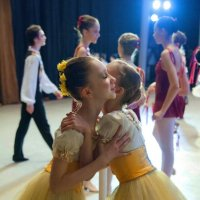За кулисами балета :: Светлана Яковлева