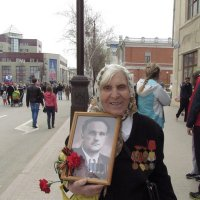 Грустный День Победы :: Galina Dolkina