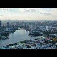 Екатеринбург с высоты 140 метров :: Анна Яковлева