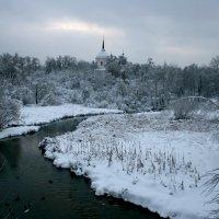 Пехра-Яковлевское.  Зимой... :: mveselnickij