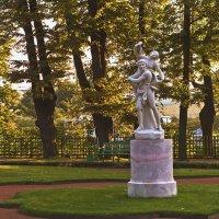 В Летнем саду :: Валентин Яруллин