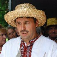 соломенная шляпа :: Богдан Вовк