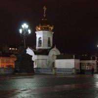ночная прогулка :: Александр Шурпаков
