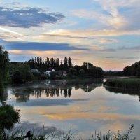 утро на озере :: юрий иванов