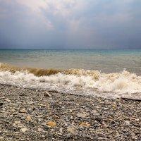 Волнение моря :: Юрий Стародубцев