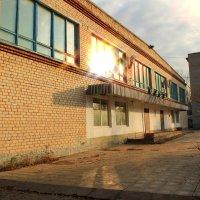 Заброшенное офицерское кафе :: Сергей Бутусов