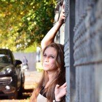Немного тепла :: Дарья Маркозова