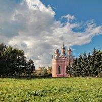 Чесменская церковь. :: Anton Lavrentiev