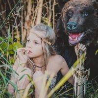 Дочь амазонки :: MiLan Landar