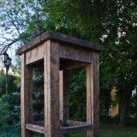 Памятник Табурету :: Михаил Силин