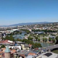 Город Тбилиси...Там,где играют добрые свадьбы. :: Георгиевич