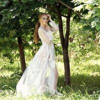 Будуарное платье :: Татьяна Захарова