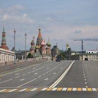 Закончена реконструкция Большого Москорецкого моста. :: Александр Сергеевич