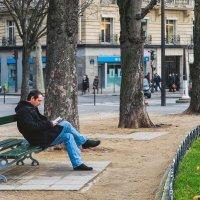 Бульвары Парижа :: alteragen Абанин Г.