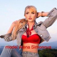Model Alena Simonova :: Алёна Симонова