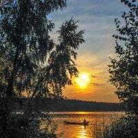 Вечерний дозор... :: Вадим Ефимчик