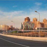 Вид с Яхтенного моста... :: Сергей Кичигин