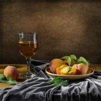Про персики :: Алексей Мезенцев