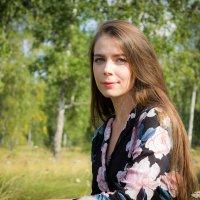 взгляд :: Елена Толкмит