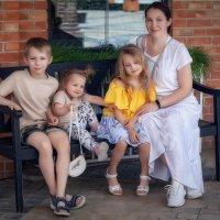 Счастливая семья! :: Андрей Молчанов