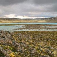 Озеро на плато :: Галина Ильясова