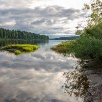 река Вятка :: Михаил