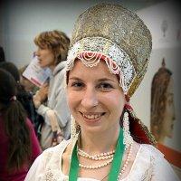 женские лики барышня :: Олег Лукьянов