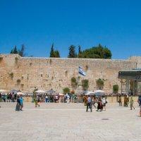 Старый город Иерусалим :: Олег Молчанов