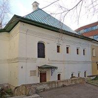 Палаты в Овчинной слободе :: Александр Качалин