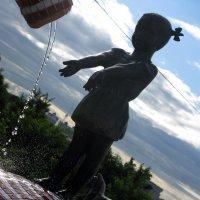 Киев, Пейзажная Аллея, Детский сквер :: Absolute Zero