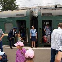 Вокзальная :: Сергей Золотавин