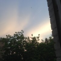 Июньское небо :: Татьяна Юрасова