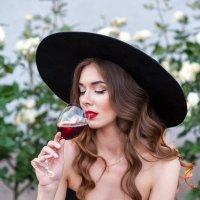 Красное вино :: Кристина Волкова(Загальцева)