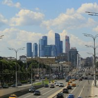 Москва... :: Юрий Моченов
